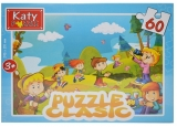 Puzzle Clasic, 60 piese, Katy