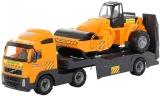 Trailer cu cilindru asfalt Volvo PowerTruck Wader Polesie