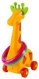 Joc cu cercuri, model Girafa Tupiko
