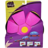 Jucarie interactiva minge cu lumina Phlat Ball