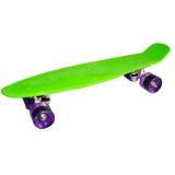 Placa skateboard, 73 cm, roti silicon, diverse modele