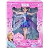 Papusa zburatoare cu senzor 1203B Flower Fairy