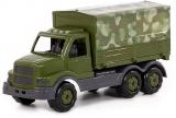 Jucarie Camion militar cu prelata, 49193 Gigant, Wader Polesie