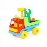 Jucarie Camion cu unelte, 6387 Cavallino Poliesie