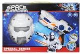 Set de joaca Pistol spatial cu baterii si masca