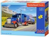 Puzzle 260 piese classic, diverse modele Castorland