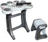 Set de joaca Tobe electronice cu scaunel, pentru copii