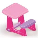 Birou pentru copii Smart roz Dolu