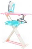 Set de joaca Masa de calcat cu fier de calcat si accesorii 43467 Polesie