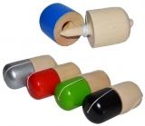 Jucarie de lemn Pill