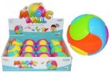 Pusculita minge colorata pentru bebe, set 12