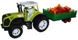 Tractor cu remorca si utilaj, 54 cm