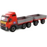 Camion cu remorca 9487 Volvo PowerTruck, 77 cm, Wader Polesie