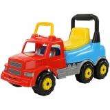 Masinuta fara pedale 43801 Camion MaxiTruck Polesie