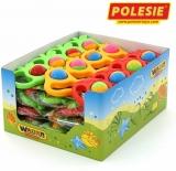 Jucarie zornaitoare 51431, diverse culori, Wader Polesie