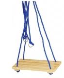 Leagan simplu de lemn Tupiko