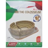 Puzzle 3D Colosseum, 131 piese, Cubic Fun