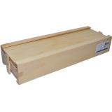 Joc Remi cutie lemn, piese plastic