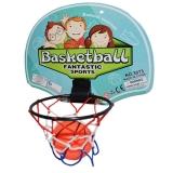 Cos baschet plastic pentru copii