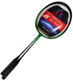 Palete Badminton cu husa, 2 buc/set