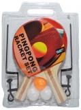 Palete Ping-Pong cu 3 mingi si fileu, 1 set/blister