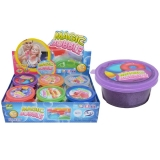 Gelatina cu sclipici mica Magic Bubble