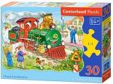 Puzzle 30 piese, diverse modele, Castorland