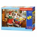 Puzzle 120 piese, diverse modele, Castorland