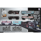 Set Trenulet King cu baterii