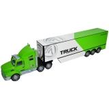 Jucarie Tir TRUCK cu container detasabil 57 cm