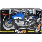 Motocicleta mare cu baterii in cutie