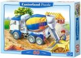 Puzzle 60 piese, diverse modele, Castorland
