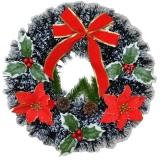 Coronita cu fundite si ornamente 38 cm