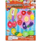 Set Fructe cu scai pe blister