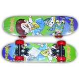 Placa skateboard medie