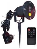 Laser de exterior, joc de lumini, cu telecomanda