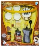 Set de joaca Accesorii Cafea, in cutie