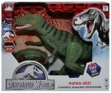 Jucarie Dinozaur cu telecomanda RC Dinosaur World