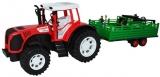 Tractor cu remorca si combina, 57 cm