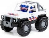 Jucarie Jeep safari/politie cu 2 politisti 71101 Polesie