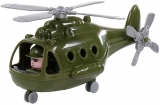 Elicopter militar Alpha 72436, 29 cm, Polesie