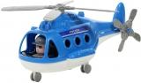 Elicopter de politie Alpha 72405, 29 cm, Polesie