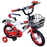 Bicicleta copii, cadru metalic, roti 12 inch, cos metalic, diverse culori John Speed