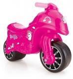 Motocicleta fara pedale, roz, Unicorn Dolu