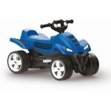 ATV cu pedale, albastru, 8065 Dolu