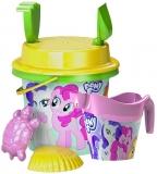 Galetusa pentru nisip cu accesorii My Little Pony