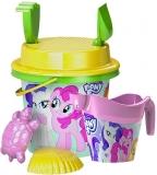 Galetusa pentru nisip cu accesorii My Little Pony, 20 cm