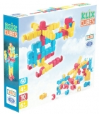 Joc constructii, 60 piese, Klix Cubes