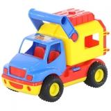 Jucarie Camion cu duba 0544, ConsTruck Wader Polesie