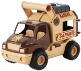 Camion safari cu duba Polesie
